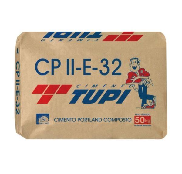 Cimento Tupi Cp-II